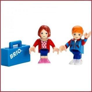 Brio Trein Passagiers