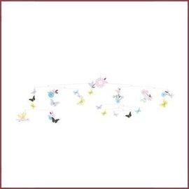 Djeco Mobiel vlinders en bloemen