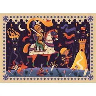 Djeco Puzzel Don Quichot 36 stukjes