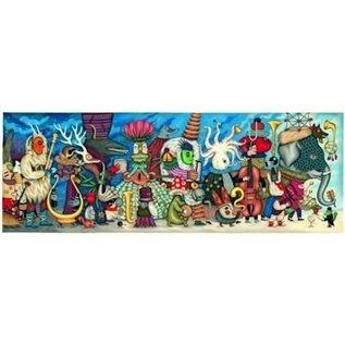 Djeco Puzzel Fantasy Orchestra