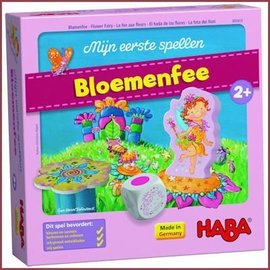 Haba Mijn eerste spel - Bloemenfee Aanbieding 30%