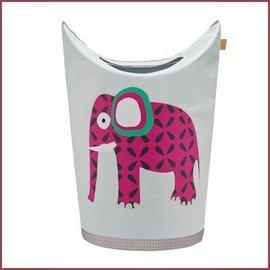 Lässig Opvouwbare wasmand Wildlife Elephant