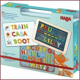 Haba Magneetspelbox ABC