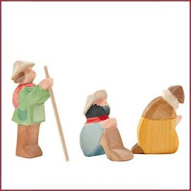 Ostheimer Groepje Herders mini - 3-delig