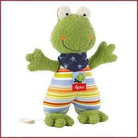 Sigikid Muziekknuffel Kikker Fortis Frog