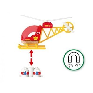 Brio Reddingshelicopter