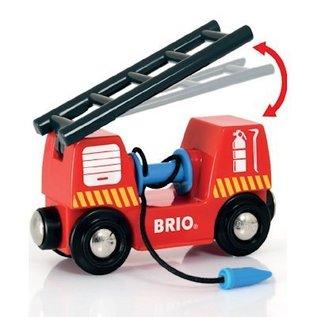 Brio Brandweer set