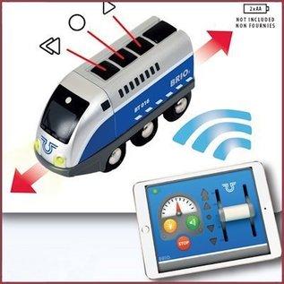 Brio Batterij trein met app-functie
