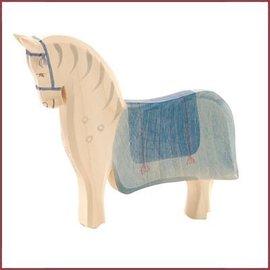 Ostheimer Paard met zadel