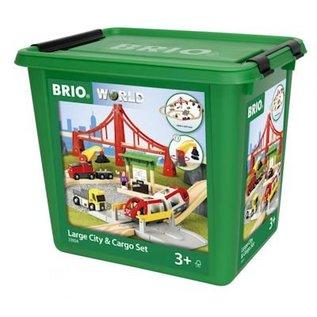 Brio Brio Stad & Vracht Set groot