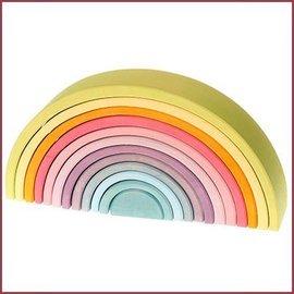 Grimm's Regenboog in pastelkleuren
