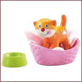Haba Kat Kiki voor poppenhuis