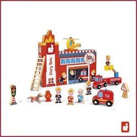 Story Box Brandweer