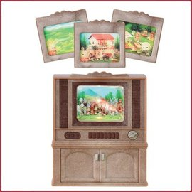 Sylvanian Families Luxury Color TV