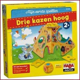 Haba Spel - 3 Kazen hoog