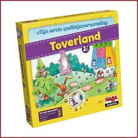 Haba Mijn Eerste spellenverzameling - Toverland