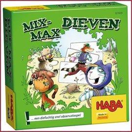 Haba Spel - Mix-Max Dieven