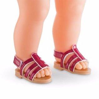 Corolle Sandaaltjes Cerise