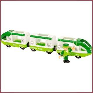 Brio Groene Passagiers Trein