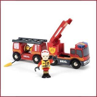 Brio Brandweerwagen