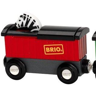 Brio Safari trein