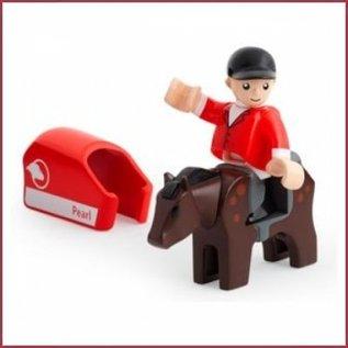 Brio Ruiter met paard