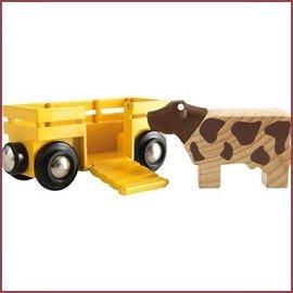 Brio Veetransport met koe