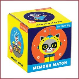 Mudpuppy Mini memory spel, Heelal