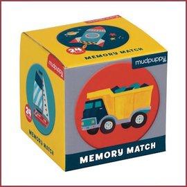 Mudpuppy Mini memory spel, Vervoer