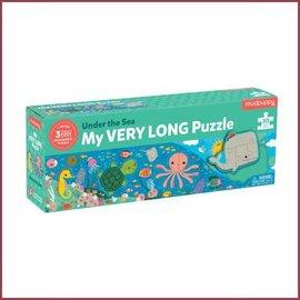 Mudpuppy Lange puzzel, Onder water, 30st