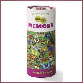 Crocodile Creek Dieren memory, Vlinders