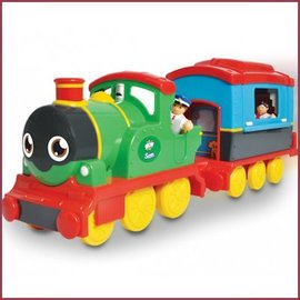 WOW Sam the steamtrain