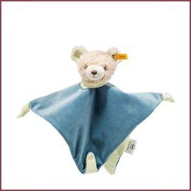 Steiff Friend-Finder knuffeldoekje Knisper teddybeer