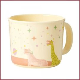 Rice Rice Baby Cup with Universe Print
