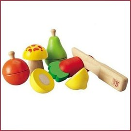 Plantoys Speelfruit  en groente