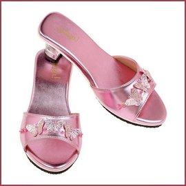 Souza for kids Slipper hoge hak Nicoline, roze metallic (mt 27/28)
