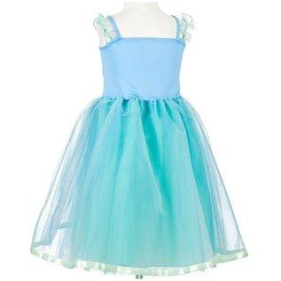 Souza for kids Carlotte jurk, blauw