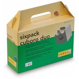 Cuboro Cuboro Sixpack Duo