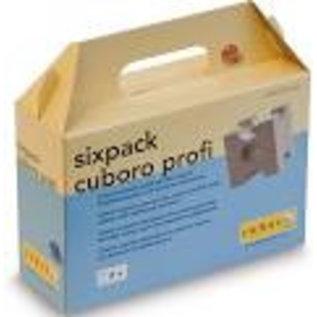 Cuboro Cuboro Sixpack Profi