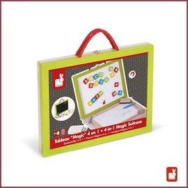 Schoolbord - speelkoffer