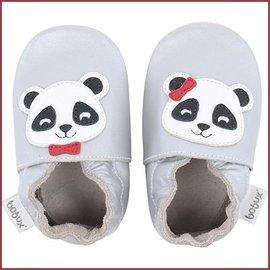 Bobux Slofjes Silver Panda
