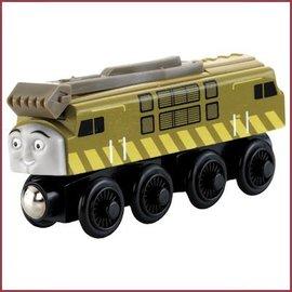 Thomas de Trein Houten trein Diesel 10