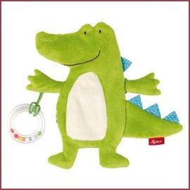Sigikid Knisperdoek Krokodil