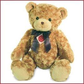 Hermann Teddy Teddybeer bruin 60cm