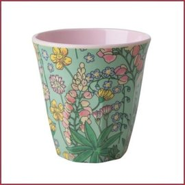 Rice Rice Cup Two Tone Lupine print