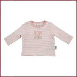 Sigikid Shirtje met lange arm New Born, Peach Skin