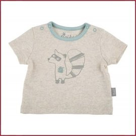 Sigikid T-Shirt New Born, melange