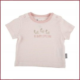Sigikid T-shirt New Born, Peach/Skin