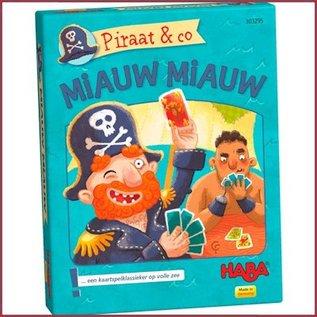 Haba Kaartspel Piraat & Co, Miauw miauw