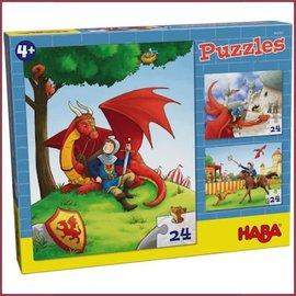 Haba Puzzel Ridder Kilian